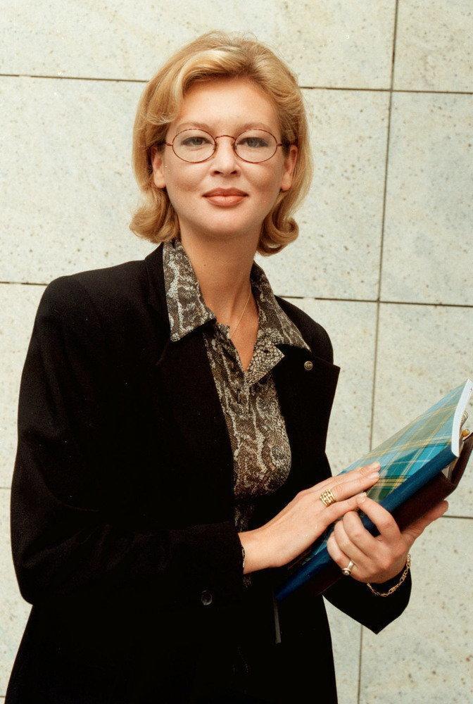 Bogna Sworowska 1994 / EAST NEWS