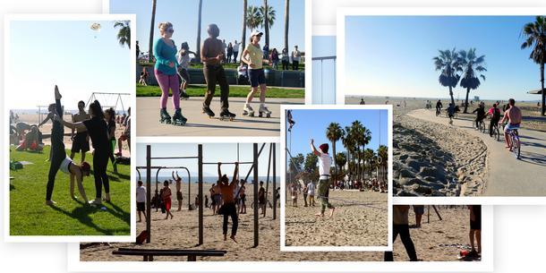 Zdrowie prosto z Los Angeles