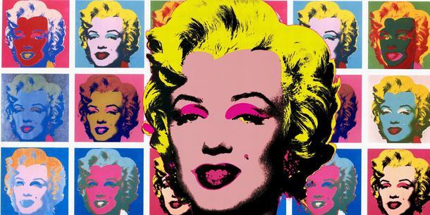 Marilyn Monroe wciąż inspiruje artystów