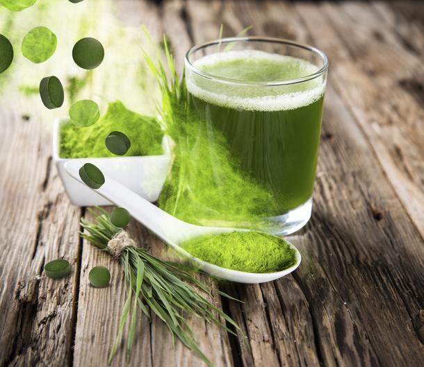 Dietetyczne odkrycia: trawa pszeniczna