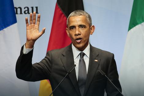 Na meti kritika iz Italije:Barak Obama