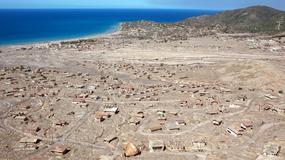 Montserrat - wyspa zniszczona przez wulkan