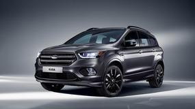 Nowy Ford Kuga - SUV po liftingu, SYNC 3 na pokładzie
