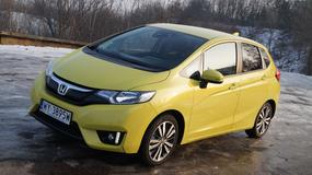 Honda Jazz 1.3 i-VTEC CVT – nie brakuje jej zalet | TEST