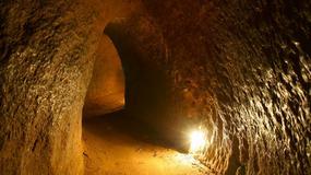 Zagadka podziemnych tuneli
