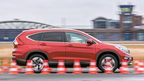 Honda CR-V 1.6 i-DTEC - Wersja dla cierpliwych