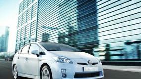 Toyota sprzedała ponad 2 miliony hybryd