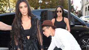 Szok! Kim Kardashian cudem uniknęła śmierci! No, prawie...