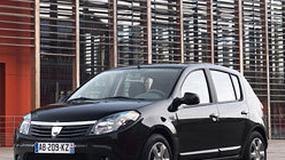 Dacia Black Edition: odrobina luksusu