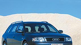 Audi A6 - Tanio nie będzie, ale na pewno komfortowo