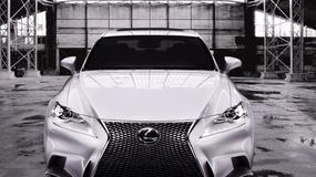 Tak wygląda nowy Lexus IS