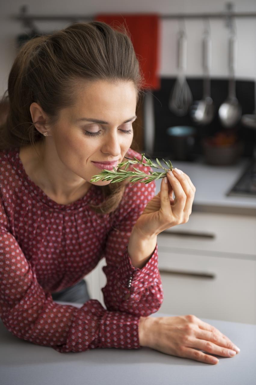 Oczyść nos... dietą!
