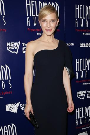 Best look: Cate Blanchett w Karl Capp