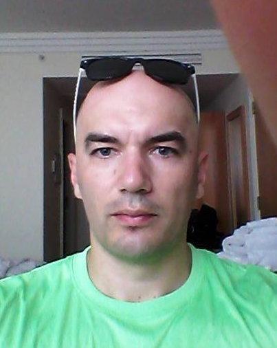 jarek po biegach, fot. autor
