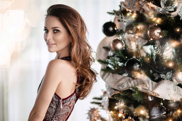 Paulina Sykut Jeżyna w roli modelki, jak wypadła?