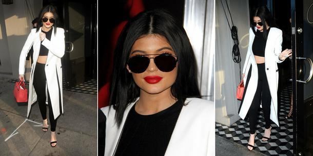 W stylu Kylie Jenner