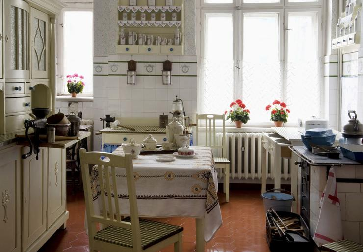 kuchnie rustykalne. Black Bedroom Furniture Sets. Home Design Ideas