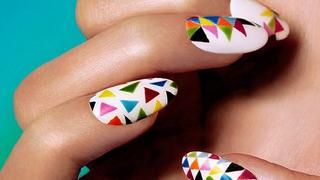 Trendy w manicure proponowane przez manikiurzystkę Opi -Sophie Harris-Greenslade