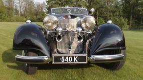 Klub Zabytkowych Mercedesów: 15 lat jazdy z gwiazdą