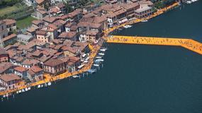 Włochy: spacer po jeziorze Iseo