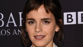 Emma Watson ma nową grzywkę. Sama ją sobie obcięła?