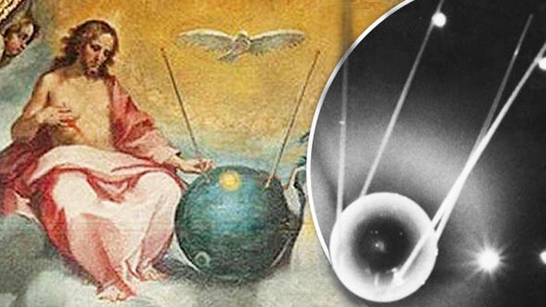 Több ufókutató szerint csillagközi időutazó volt Jézus