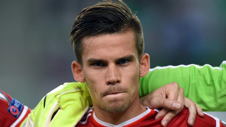 Stieber Zoltán mégis távozhat a Hamburgból / Fotó: AFP