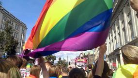 Marsz Równości z Agnieszką Holland i prezydentem Poznania: wszyscy mają prawo do tego, aby być innym