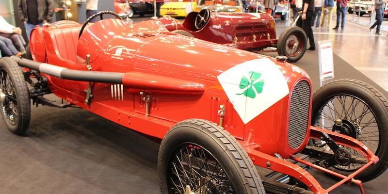 Alfa Romeo: legendarne wyścigowe klasyki