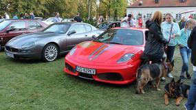 Forza Italia 2016 - zlot włoskiej motoryzacji w Dworze Many