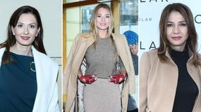 Gwiazdy na konferencji prasowej znanej marki odzieżowej. Marcelina wyglądała pięknie, ale Paulina Sykut-Jeżyna…