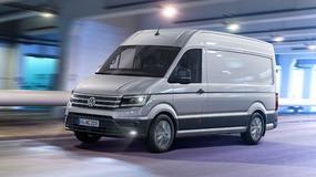 Nowy Volkswagen Crafter - Dostawczak z polskiej fabryki