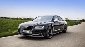 ABT Audi S8: 675 KM pod maską