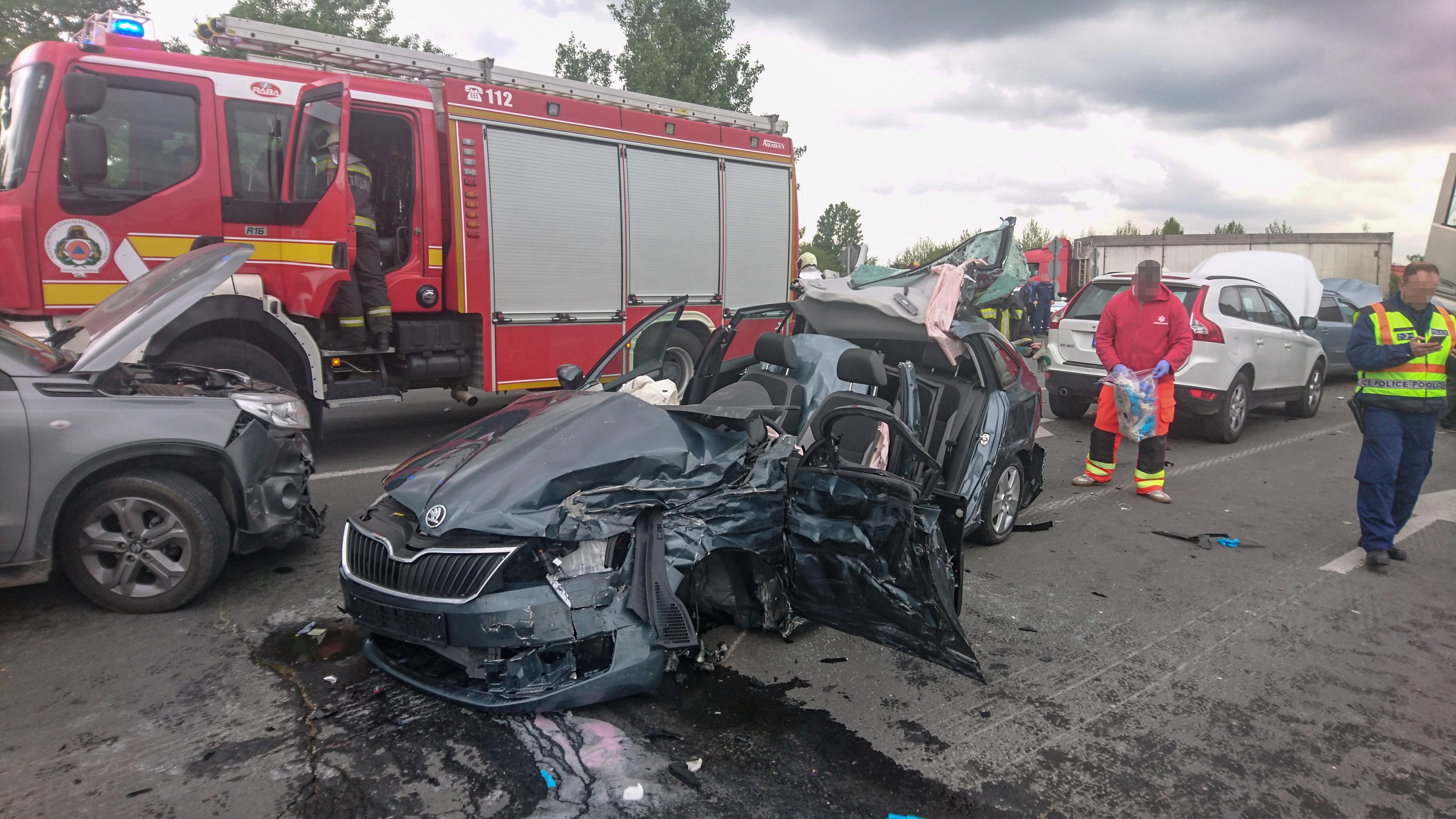 fogyni baleset után)