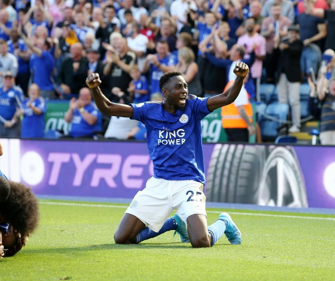 Wilfred Ndidi continues to be one of the best tacklers in world football (Getty Images)C