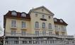 A szállodai részt és a magánlakrészüket is átalakították.