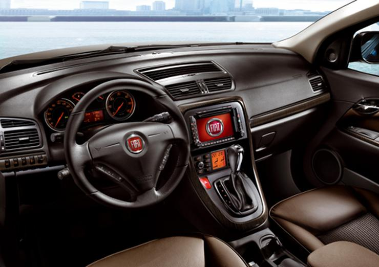 Fiat Croma Wygląd Też Się Liczy Auto Świat