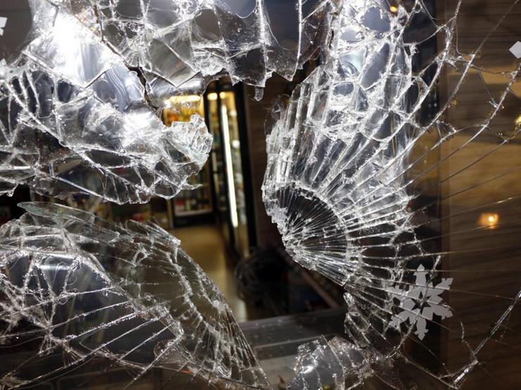 Jelentős rongálást végzett a kúton / Foto: Police