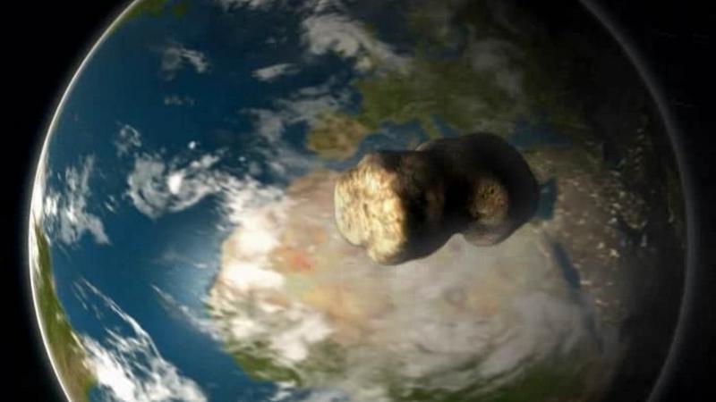 ImpactEarth! Symulator zderzenia z asteroidą