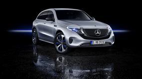 EQC - Mercedes wśród elektryków. Poznaliśmy go z bliska