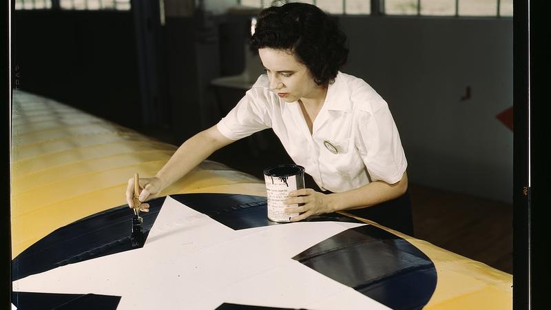 Kobiety Podczas WW II