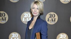 Magda Mołek była gwiazdą urodzin stacji Canal+