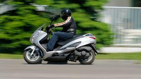 Suzuki Burgman - stworzony, by cieszyć