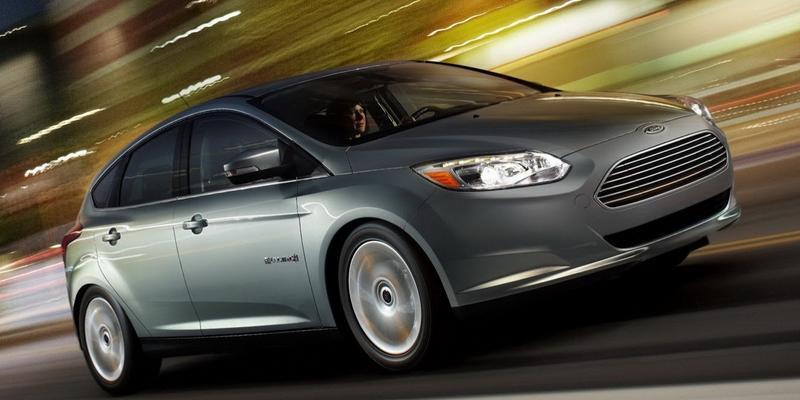 Ford Model E będzie konkurował z Teslą