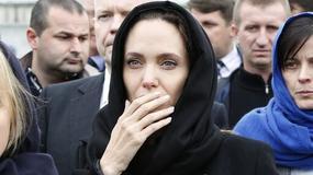 Angelina Jolie oddała hołd zamordowanym muzułmanom