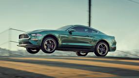 Ford Mustang Bullitt - jeździć jak Steve McQueen