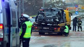 Gdynia: wypadek autokaru szkolnego. Pięć osób rannych