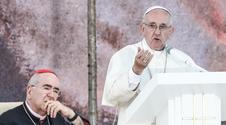Papież bezradnie o cierpieniu dzieci: to pytanie bez odpowiedzi