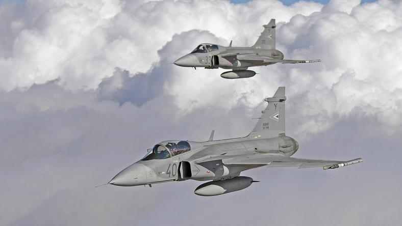 Több tucatszor riasztották a pilótáinkat/Fotó-RAS ARCHIV