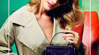 Rosie Huntington-Whiteley w kampanii Bulgari
